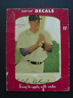 1952 Star Cal Decals Type 1 Eddie Robinson White Sox