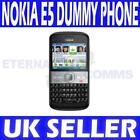 NEW NOKIA E5 BLACK DUMMY DISPLAY PHONE - UK SELLER