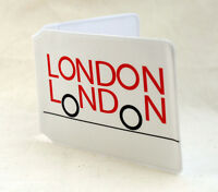 Typo Bus London Oyster Travel Card Holder