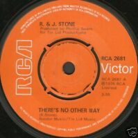 "R&J STONE there's no other way 7"" WS EX/ uk rca"