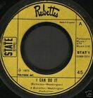 """RUBETTES i can do it 7"""" WS EX/ uk state"""