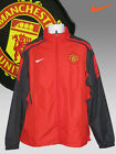 NEW Nike Manchester United Football Club Tracksuit Jackets L