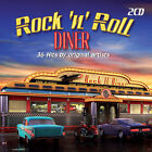 ROCK 'N' ROLL DINER NEW SEALED 2 CD ELVIS/COASTERS/BUDDY HOLLY/CHUCK BERRY +