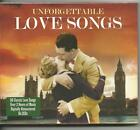 UNFORGETTABLE LOVE SONGS - VARIOUS ARTISTS on 2 CD's - NEW -