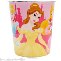 BRAND NEW AND PACKED DISNEY PRINCESS PLASTIC WASTE BIN