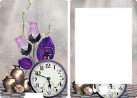 New Kindle 4 book Skin Cover Vinyl Sticker Pocket Watch Flowers  2011 KIN57