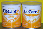 2 - 14.1oz cans EleCare Jr VANILLA Junior- NEW