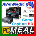 AVerMedia Game Capture HD C281 Video Recorder Xbox 360 PS3 Wii 1080 DVR USB