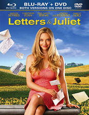 NEW Letters to Juliet Blu Ray + DVD SEALED Ships Today