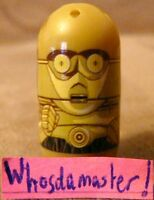 Mighty Beanz Star Wars #11 C-3PO Droid Bean Mint OOP Free US CS