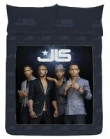 Jls Outta This World Double Bedding Duvet Quilt Doona Cover & Pillowcase Set