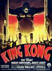 Vintage Old Movie Poster King Kong 1933 02 Print Art A4 A3 A2 A1