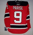 PARISE Rbk EDGE 1.0 7187 New Jersey Devils HOME Red Jersey 52