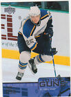 "03-04 UD Hockey card #461""John Pohl""/St. Louis Blues/ sp Young Gun Rookie"