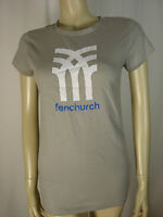 Fenchurch Ladies Grey T Shirt Size Small