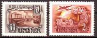 HUNGARY - 1950. 20th Anniversary of Post Office Philatelic Museum - MNH