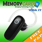Bluetooth Headset V3.0 For Motorola WX306 MOBILE PHONE HandsFree New