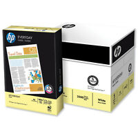 2500 Sheets A4 Printer Paper 80gsm Copier Inkjet Laser Printer Paper HP Paper