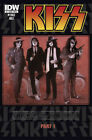 Dressed To Kill ** KISS ** New IDW Comic # 1 VARIANT Cover A GENE Paul PETER Ace