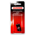 Janome Ditch Quilting Foot - Stitch In The Ditch! Snap On, Patchwork,