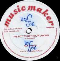 "12"" : AL CAMPBELL-i've got to get your loving   (hear)  roots reggae"