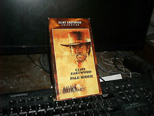 Pale Rider (VHS, 2000, Clint Eastwood Collection) BOX 7