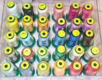 Exquisite Disney Embroidery Thread Set 1100 yd New!