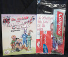 Colgate, Children's Toothbrush, Storybook & Sample Toothpaste in Spanish, New!!!