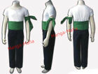 One Piece Lorenor Zorro Zoro Cosplay Kostüm (Anime Manga Costume) Größe XL NEU!