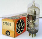 Vintage GE ELECTRONIC TUBE 12BF6  in Original Box NEW OLD STOCK