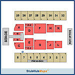 One Direction Tickets 07/05/13 (Hershey)
