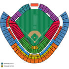 2 Aisle Seats-Chicago White Sox vs Cleveland Indians Tickets 06/30/13 (Chicago)
