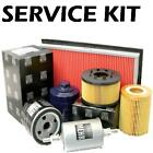 Kia Rio 1.5 Petrol 01-05 Plugs,Air & Oil Filter Service Kit k8ap