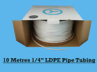 "1/4"" Fridge Freezer Water Pipe Tubing Fits Samsung , LG , Daewoo , AEG , Bosch"