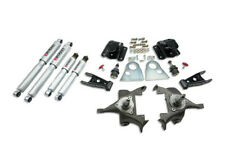 Belltech 94-99 Ram 1500 Std Cab V8 2/4 Drop w/SP Shocks Lowering Kit 813SP