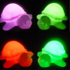 Turtle Shape 7 Color Change Home Party Decor Kid Toy Gift LED Night Lamp Light