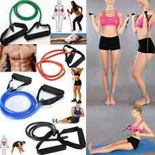 Gym Exercise Resistance Bands Set Yoga Fitness Stretch Heavy Duty Tubes AU