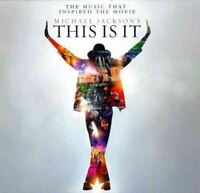 Michael Jackson - 's This Is It 2XCD SOUVENIR EDITION (CD2009)SEALED PROMO ON RE