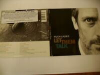 Hugh Laurie - Let Them Talk (CD 2011) 15 TRACKS -DIGIPAK PROMO ON REAR..MINT NEW