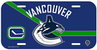 NHL® Vancouver Canucks License Plate SUPPORT YOUR TEAM