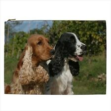 English Cocker Spaniel Dog - Cosmetic Bag / Pouch (6 Sizes) -Vw4305