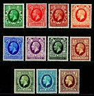 Sg439-449, COMPLETE SET, M MINT. Cat £50.