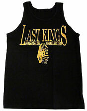 TYGA LAST KINGS Tank Top T-shirt YMCMB Hip Hop R&B RAP Adult S-2XL Black New