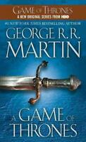 NEW A Game of Thrones By George R. R. Martin Paperback Free Shipping