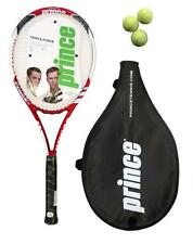 Prince Triple Force Power Ti Tennis Racket + 3 Balls RRP £90