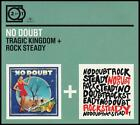 NO DOUBT (2 CD) TRAGIC KINGDOM + ROCK STEADY ~ JUST A GIRL + GWEN STEFFANI *NEW*
