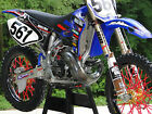 YZ 490 SPOKE COATS MX / colored spokes, covers, wraps, skins, wheels