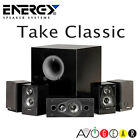 SALE! ENERGY TAKE CLASSIC 5.1 Surround Speaker Package Powered Sub LTD. QTY