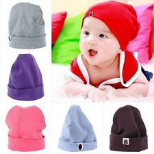 Cute Baby Girl Boy Infant NewBorn Cotton Soft Hat Cap Beanie For Toddler Cute