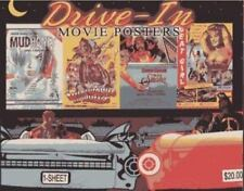 Drive-In Movie Posters: Illustrated History of Movies LONG OUT OF PRINT!!